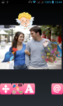 Valentine Photo Changer screenshot 4/6