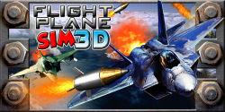 Flight Plane Sim 3D screenshot 1/3
