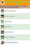 Top Cricket Bowlers of all Time screenshot 2/3