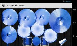 Drums Kit with Beats screenshot 1/4