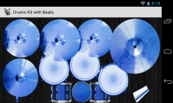 Drums Kit with Beats screenshot 3/4