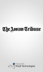 The Assam Tribune screenshot 1/6