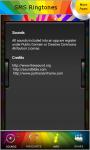 Free SMS Ringtones  screenshot 5/5