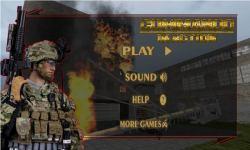 Commando In Action Pro screenshot 1/6