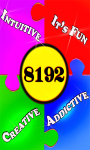8192 - The Bigger Brother of 2048 screenshot 1/4
