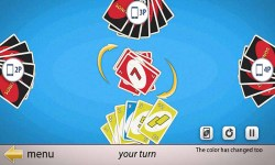 Unos Card games screenshot 2/2