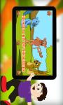 Monkey and Cat kids story screenshot 4/6