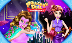 Princess Doll Fashion Makeover screenshot 1/5