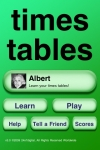 TimesTables (Multiplication Tables and Drills) screenshot 1/1