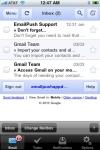 EmailPush screenshot 1/1
