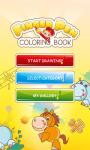 FingerPen coloring book for kids screenshot 1/6
