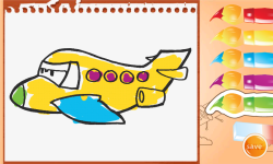 FingerPen coloring book for kids screenshot 4/6