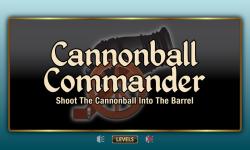 Cannonball Commander Free screenshot 1/5