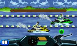 Drag Race Jetski 240x400 screenshot 4/6