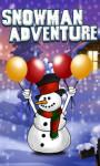 Snowman Adventure - Free screenshot 1/4