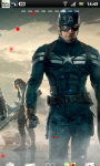Captain America Winter Soldier LWP 5 screenshot 3/3