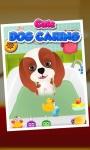 Cute Dog Caring 4 - Kids Game screenshot 1/5