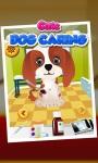 Cute Dog Caring 4 - Kids Game screenshot 3/5