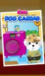 Cute Dog Caring 4 - Kids Game screenshot 4/5