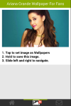 Ariana Grande Wallpapers for Fans screenshot 5/6