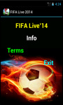 FIFA Live 2014 screenshot 2/4