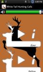 Whitetail Hunting Calls Free screenshot 1/3