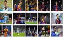 Free Leo Messi Wallpapers screenshot 3/4