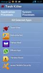 Cleaner - Task Killer  screenshot 1/4