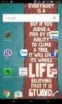 Fun Quotes Wallpapers screenshot 5/6