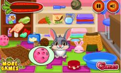 Cute Bunny Care screenshot 1/4