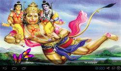3D Hinduism God Live Wallpaper screenshot 1/5