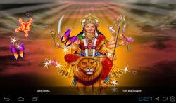 3D Hinduism God Live Wallpaper screenshot 3/5