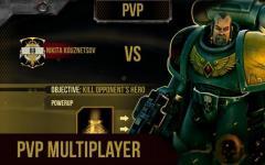 Warhammer 40000 Space Wolf special screenshot 1/6