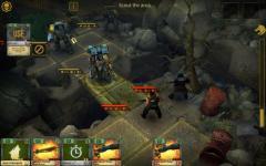 Warhammer 40000 Space Wolf special screenshot 4/6