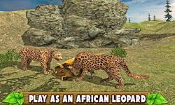 Furious Leopard Simulator  screenshot 3/5