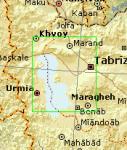 Map of Iran screenshot 1/1