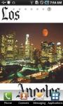 Los Angeles Live Wallpaper screenshot 2/3