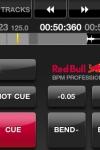 Red Bull BPM Pro Player screenshot 1/1