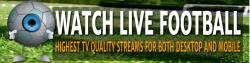 Stream Live Football TV screenshot 1/1