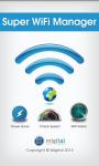 Super WiFi Manager screenshot 1/6