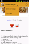 Chinese Food Recipes Free screenshot 3/3