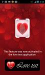 Fingerprint lovetest screenshot 1/3