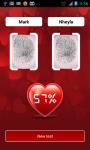 Fingerprint lovetest screenshot 3/3