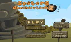 Spiters Annihilation 2 free screenshot 1/6