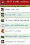 Know World Carnival screenshot 2/3