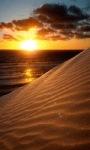 Evening Desert Live Wallpaper screenshot 1/3