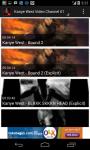Kanye West Video Clip screenshot 1/6