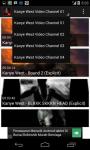 Kanye West Video Clip screenshot 2/6
