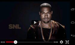 Kanye West Video Clip screenshot 5/6