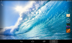Huge Waves Live screenshot 1/5
